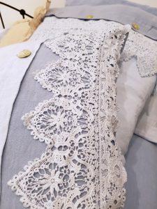 ruffles on fabric 225x300