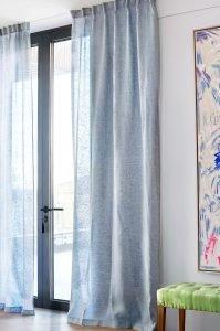 sheer of fabric 199x300