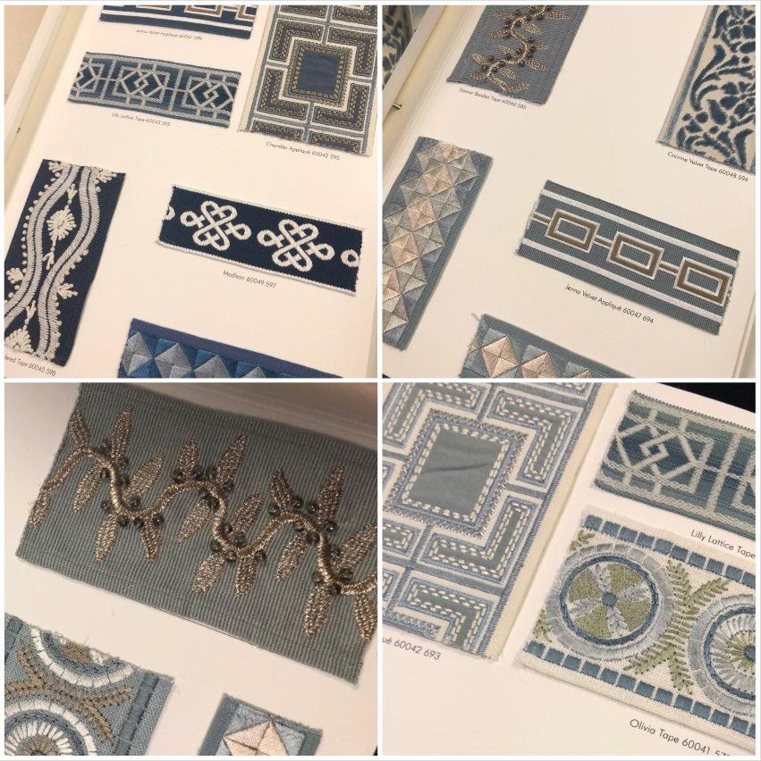 passementerie design details